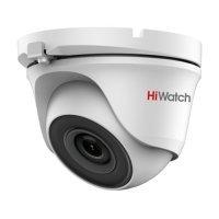 Купить Купольная видеокамера HiWatch DS-T123 (6 mm) в