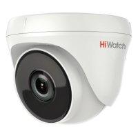 Купить Купольная видеокамера HiWatch DS-T233 (2.8 mm) в