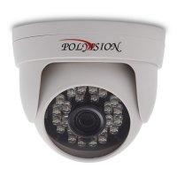 Купить Купольная IP-камера Polyvision PD1-IP1-B2.8 v.2.0.2 в