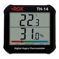 Купить Цифровой термогигрометр RGK TH-14 в