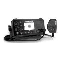 Купить Рация Lowrance Link-9 DSC VHF Marine Radio AIS-RX в