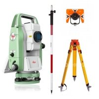 Купить Комплект 4 в 1: тахеометр Leica TS03 R500 (5