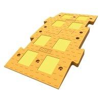 Купить Элемент ИДН1100 средний желтый из 2 частей в