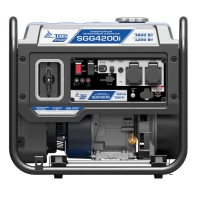 Купить Бензогенератор инверторный SGG 4200i в
