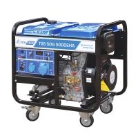Купить Дизель генератор TSS SDG 5000EHA в