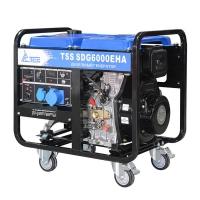 Купить Дизель генератор TSS SDG 6000EHA в