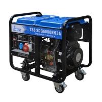 Купить Дизель генератор TSS SDG 6000EH3A в