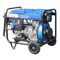 Купить Дизель генератор TSS SDG 7000EHA в