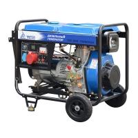 Купить Дизель генератор TSS SDG 7000EH3A в
