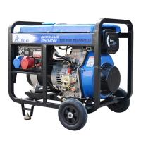 Купить Дизель генератор TSS SDG 7000EH3UA в