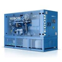Купить Газопоршневая электростанция Tedom Cento 80 в