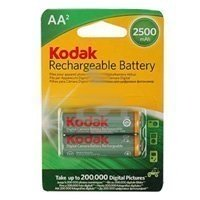 Купить Kodak HR6-2BL 2500mAh  [KAARDC-2] (40/320/16200) в