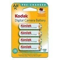 Купить Kodak HR6-4BL 2100mAh Pre-Charged [KAAHRP-4] (80/640/19200) в