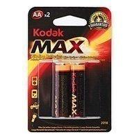 Купить Kodak МАХ LR6-2BL  [KAA-2 ] (40/200/13200) в