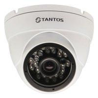 Фото Купольная IP-камера Tantos TSi-Dle1F (3.6)