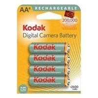 Купить Kodak HR6-4BL 2600mAh  [KAAHR-4] (80/640/15360) в