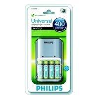 Купить Philips MultiLife SCB3030 + 4x2100 mAh (4/392) в