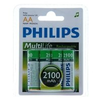 Фото Philips HR6-4BL 2100 mAh  [R6B4A210/10] (4/48/15120)