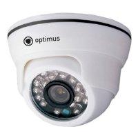 Фото Купольная AHD видеокамера Optimus AHD-H022.1(2.8)