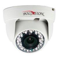 Купить Купольная AHD видеокамера Polyvision PD1-A2-B2.8 v.2.2.2 в