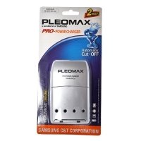 Купить Samsung Pleomax 1015 Pro-Power 2 часа + 2*2500mAh (6/12/216) в
