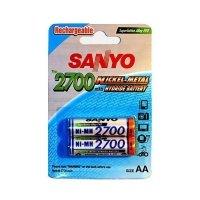 Купить Sanyo HR-3U 2700 BL2 в
