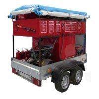 Купить Мобильный комплекс пожаротушения и проведения аварийно-спасательных работ «Форпост-04» в