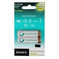 Купить Sony HR6-2BL 2100mAh cycle energy  BLUE [NH-AA-B2KN] (20/120/4800) в