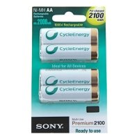 Фото Sony HR6-4BL 2100mAh cycle energy  BLUE [NHAAB4K] (40/240)