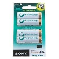 Купить Sony HR6-4BL 2100mAh cycle energy  BLUE [NHAAB4K] (40/240) в