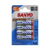 Купить Sanyo HR-3U 2700 BL4 в