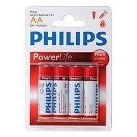 Купить Philips LR6-4BL  POWERLIFE (48/864/17280) в