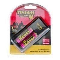 Купить Трофи TR-920 AA компактное+2 HR6 2500mAh (6/24/768) в
