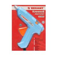 Купить Пистолет клеевой 60 Вт большой (в блистере) REXANT в