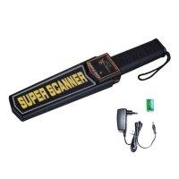 Купить Ручной металлодетектор Super Scanner Pro в