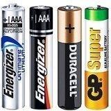 Батарейки типа ААА