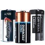 Батарейки типа CR123A
