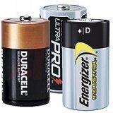 Батарейки типа D