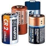 Батарейки типа CR2