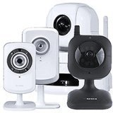 Беспроводные IP видеокамеры