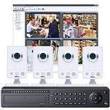Комплект IP-видеонаблюдения на базе VMS