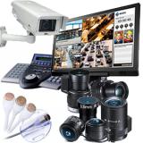 Комплектующие и сопутствующие товары для видеонаблюдения