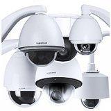 Поворотные видеокамеры наблюдения