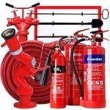 Пожарное оборудование и сопутствующие товары