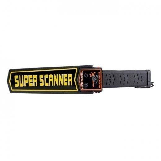Фото Ручной металлодетектор Super scanner