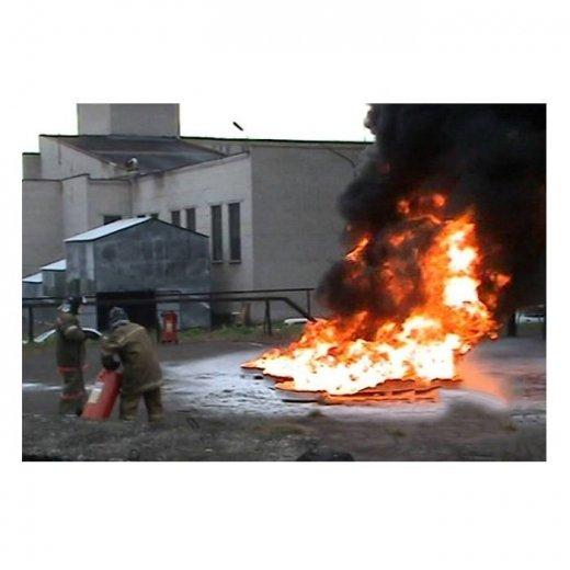 Фото Порошковый огнетушитель ОП-50