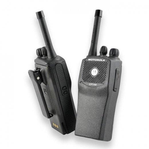 Фото Рация Motorola CP140 (403-440 МГц)