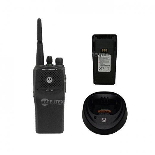 Фото Рация Motorola CP140 (146-174 МГц)