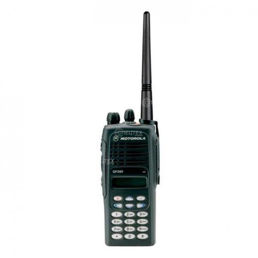 Фото Рация Motorola GP380 (403-470 МГц)