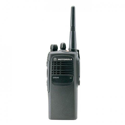 Фото Рация Motorola GP640 (136-174 МГц)